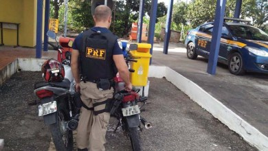 """Photo of Capim Grosso: Polícia Rodoviária Federal flagra jovens fazendo """"racha"""" na BR 407"""