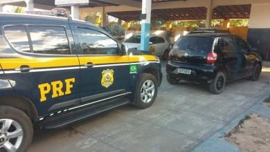 Photo of Chapada: Veículo roubado em Feira de Santana é recuperado na região de Seabra