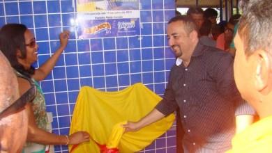 Photo of Chapada: Prefeito entrega ginásio durante comemorações dos 53 anos do município de Wagner