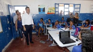 Photo of Governador Rui Costa já visitou 109 estabelecimentos de ensino