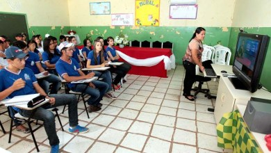 Photo of Emitec prepara comunidade escolar da zona rural da Bahia