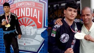 Photo of Estudante da rede estadual conquista 1º lugar em etapa de Mundial de Jiu-jitsu