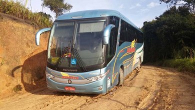Photo of Em viagem para Alagoas, motorista se perde e atola ônibus com estudantes da Ufba