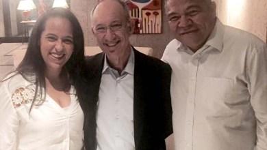 Photo of Uruçuca: Prefeita se reúne com Rui Falcão e defende presença de mulheres na política