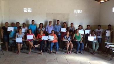 Photo of Chapada: Ifba Jacobina certifica concluintes do Pronatec em Lages do Batata