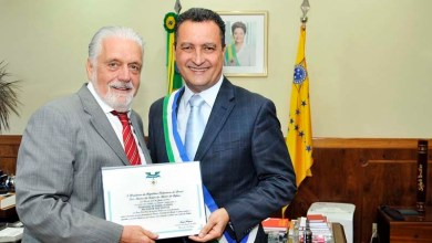 Photo of Governador Rui Costa recebe alta condecoração do Ministério da Defesa