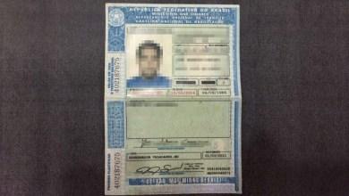 Photo of Milagres: Motorista com habilitação falsa é detido pela PRF na BR 116