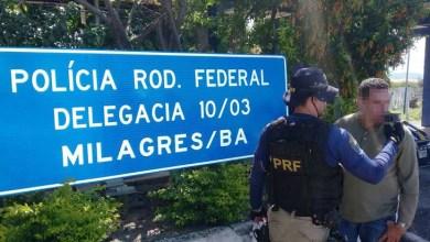 Photo of PRF detém condutor de caminhão embriagado na região de Milagres