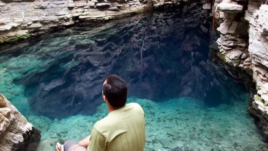 Photo of Trilhas da Chapada Norte têm cachoeiras, grutas e histórias sobre a busca de ouro e diamante na região