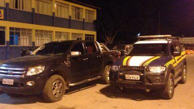Photo of Chapada: Veículo roubado em Brasília é recuperado pela PRF em Seabra