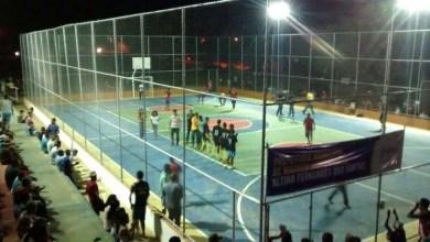 Photo of Chapada: Quadra entregue em Wagner fomenta a prática do esporte na zona rural