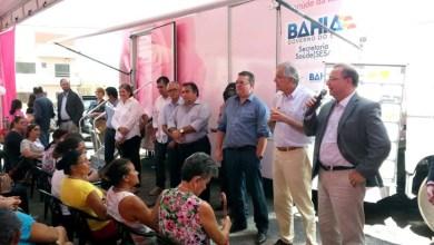 Photo of Estratégia itinerante já beneficia mais de 7,5 mil mulheres no oeste baiano