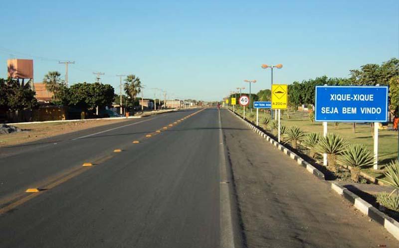#Bahia: Estrada do Feijão terá praça de pedágio após obras de recuperação da rodovia