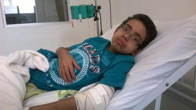 Photo of Bahia: Menino de 13 anos precisa de doação de medula, sangue e plaquetas