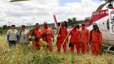 Photo of Oeste recebe reforço da Operação Bahia Sem Fogo para combater incêndios florestais