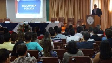 Photo of Peritos aprovados no concurso do DPT iniciam curso de formação