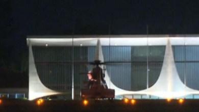 Photo of Dilma diz que 'ninguém percebeu' chamas em seu helicóptero