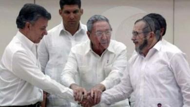 Photo of Mundo: Governo colombiano e Farc anunciam acordo de paz em Havana