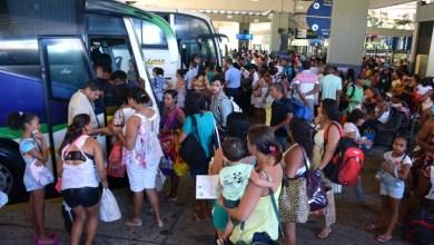 Photo of Bahia: Feriado movimenta transporte rodoviário, marítimo e aéreo