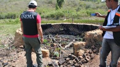 Photo of Operação de combate a fornos clandestinos na Chapada Diamantina reforça a presença do Inema no interior