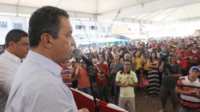 Photo of Rui Costa entrega obras de infraestrutura, saúde, segurança e agricultura familiar em Capim Grosso