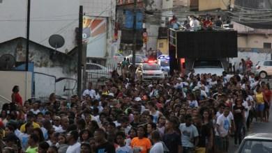 Photo of Salvador: Moradores participam de marcha e cobram iluminação em Pernambués