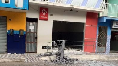 Photo of Chapada: Posto do Bradesco e agência dos Correios são explodidos em Marcionílio Souza