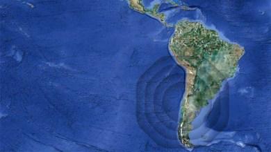Photo of Tremor de terra volta a atingir o Chile na manhã desta segunda-feira