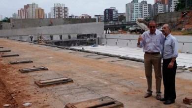 Photo of Arquibancada ecológica é novidade do Centro Olímpico de Natação da Bahia
