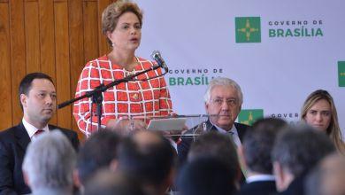 """Photo of Dilma diz que governo """"aperta o cinto"""", mas não corta Bolsa Família"""