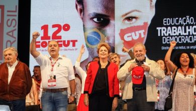 Photo of Dilma diz que lutará para defender mandato concedido pelo voto popular