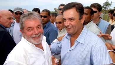 Photo of Brasil: Pesquisa eleitoral aponta Aécio na frente de Lula com maioria das intenções de voto