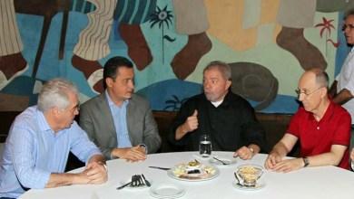Photo of Em Salvador, ex-presidente Lula tem reunião fechada com políticos baianos