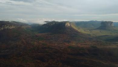 Photo of Incêndios florestais no Parque Nacional da Chapada Diamantina são todos debelados, diz ICMBio