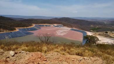 Photo of Chapada: Duas das quatro barragens baianas de rejeitos de minérios consideradas de alto risco se encontram em Jacobina