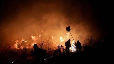 Photo of Fogo na Chapada: Governo diz apoiar combate, mas brigadistas pedem ajuda à sociedade civil