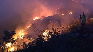 Photo of Fogo na Chapada: Novo foco de incêndio aparece na região de Mucugê