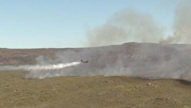 Photo of Fogo na Chapada: Aeronave da FAB lança 48 mil litros de água em Mucugê e Morro Branco
