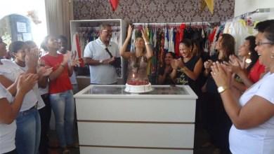 Photo of Nota Social: Proprietária do Atelier da Beleza de Itaberaba é homenageada por amigos e familiares