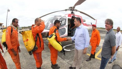 Photo of Rui Costa determina preparação do Plano de Prevenção e Combate a Incêndios na Chapada Diamantina