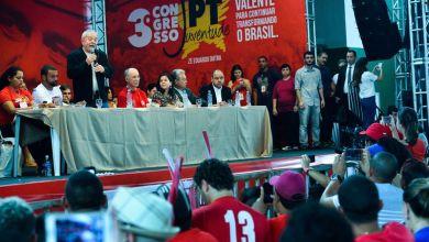 Photo of Brasil: Lula pede à juventude do PT que apoie o governo Dilma