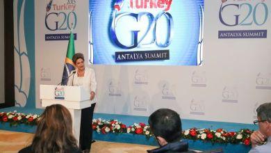 "Photo of ""Levy fica onde está"", diz a presidente Dilma na Turquia"