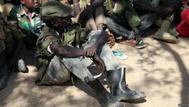 Photo of Unicef aponta que 16 mil crianças foram recrutadas para a guerra no Sudão do Sul