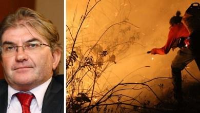 Photo of Secretário diz que situação dos incêndios na Chapada Diamantina está bastante crítica