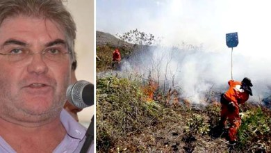 Photo of Secretário diz que incêndio já devastou 51 mil hectares na Chapada Diamantina durante 3 meses
