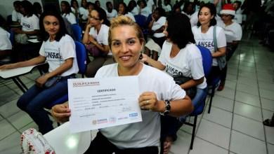 Photo of Setre certifica 120 trabalhadores de Juazeiro e região pelo Qualifica Bahia