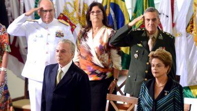 Photo of Dilma pede colaboração das Forças Armadas para um país mais justo e democrático