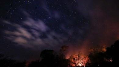 "Photo of Brigadista volta a denunciar 'indústria do fogo' na Chapada Diamantina: ""Age deliberadamente"""