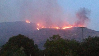 Photo of Chapada: Incêndio ameaça nascentes de rios e reserva ambiental em Jacobina