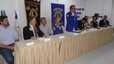 Photo of Itaberaba: Lions Clube faz balanço de ações, recebe visita do governador distrital e empossa novos associados